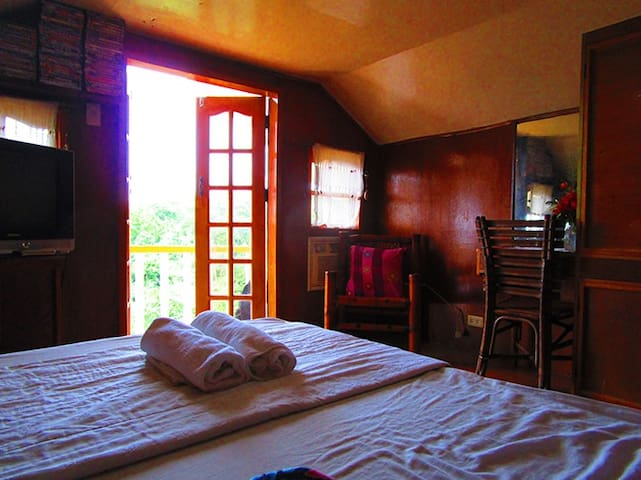 SMALLER BEDROOM WITH BIG SEA VIEW - Cebu City - House