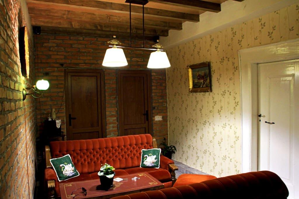 Lobby Hall Relax Area