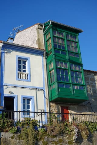house at the harbour - Cambados - Hus
