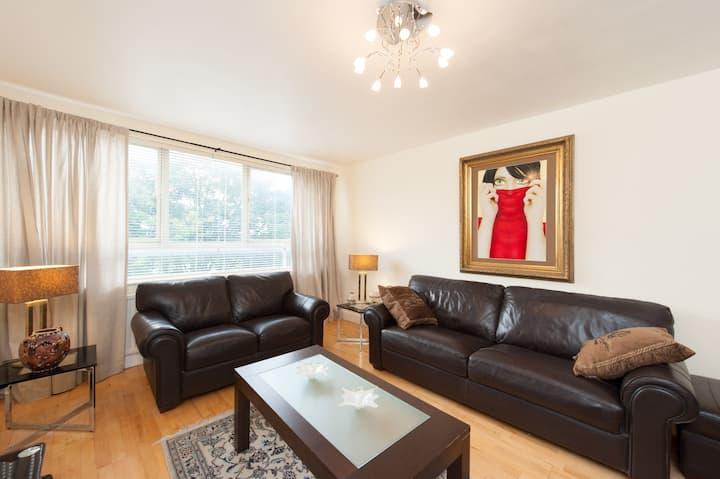Luxury 1 double bedroom apartment