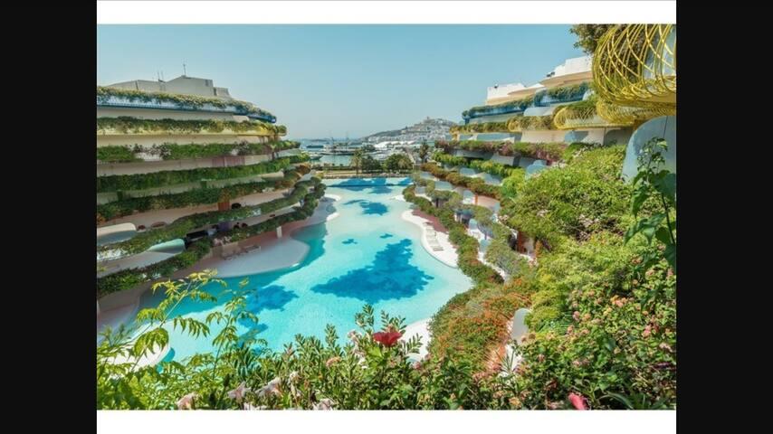 Marina Botafoch 3 Bedroom Apartment - Ibiza - Appartement