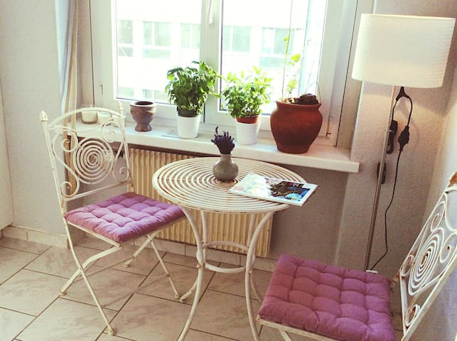 Chic Boutique Loft-200m from Opera! - Zürich - Appartement