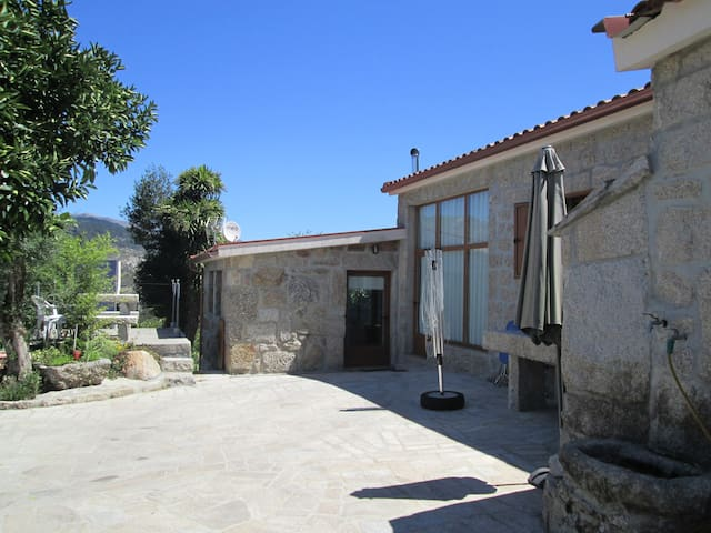 Holiday Home in Nationalpark Gerês - Hus