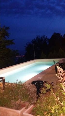 Bed end Breakfast Tuscany - Pratoma - Trappola - Bed & Breakfast