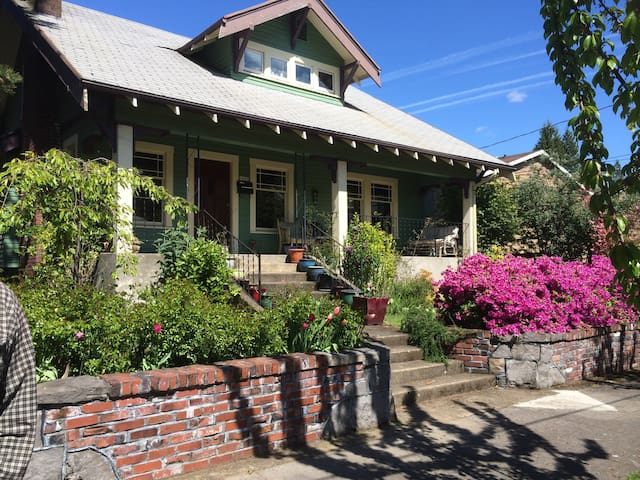 Mother-in-law Apartment in Sellwood - Portland - Huoneisto