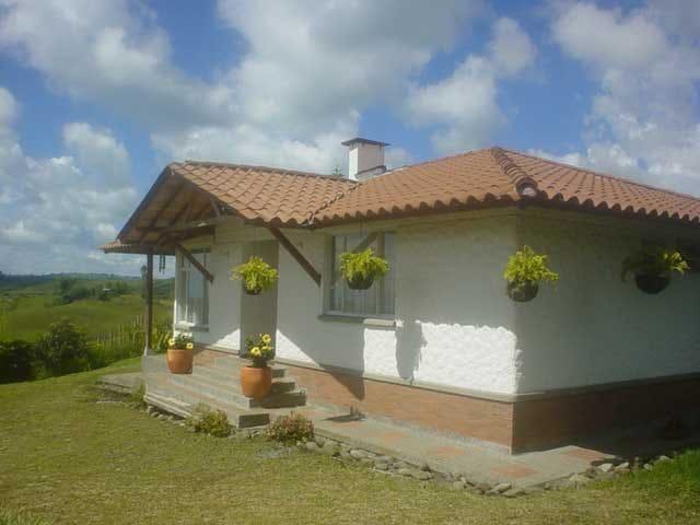 Casa Campestre LAS MARGARITAS en Circasia Quindio - Circasia - Dağ Evi