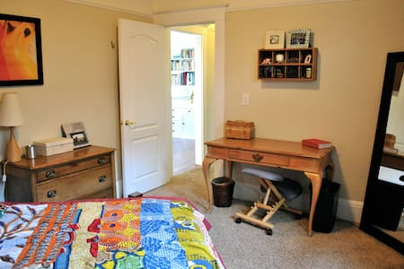 Craftsman Home with Sunny Backyard - Oakland