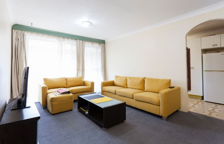 Nice apartment in northern Sydney!
