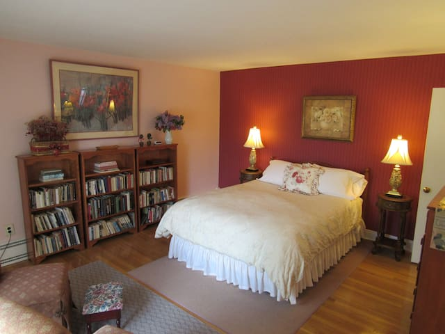 Prospect Hill Road's Private room - Stockbridge - Bed & Breakfast