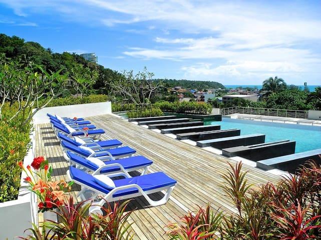 Trendy New Apartment near Karon Beach