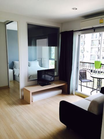 Private room with superb view - Bangkok - Apartemen