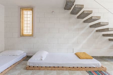 Nature Inspired Hostel- Design+ Eco-living - Bangalore - Appartement