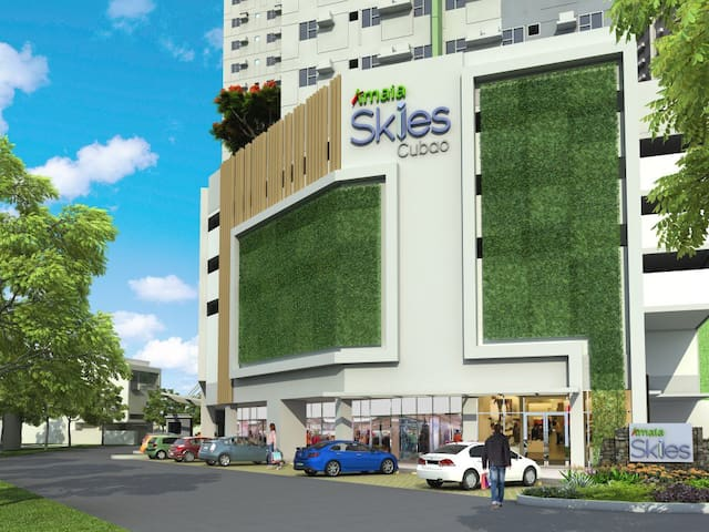 2 BEDROOM (AMAIA SKIES-CUBAO-38 SQM) - Quezon City - Apartemen
