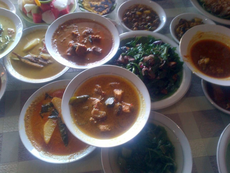 Traditional Acehnese Food