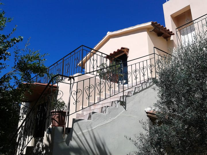 rethymno appartements/sea view app/next to beach