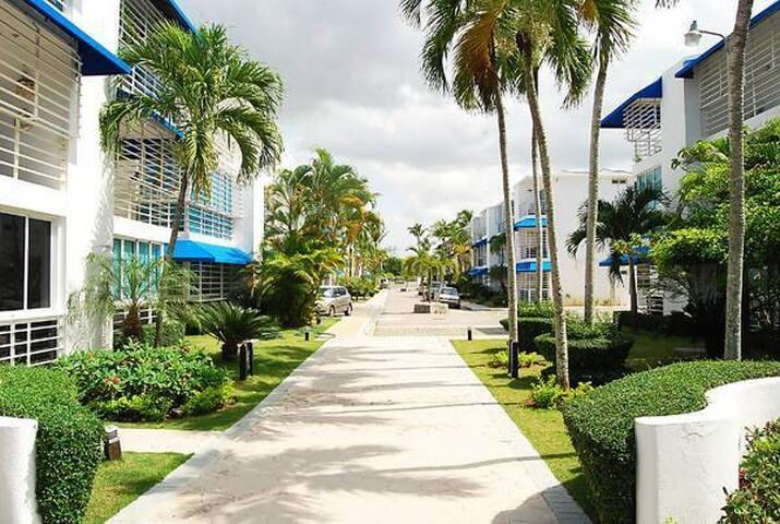 Apartamento en zona de playa
