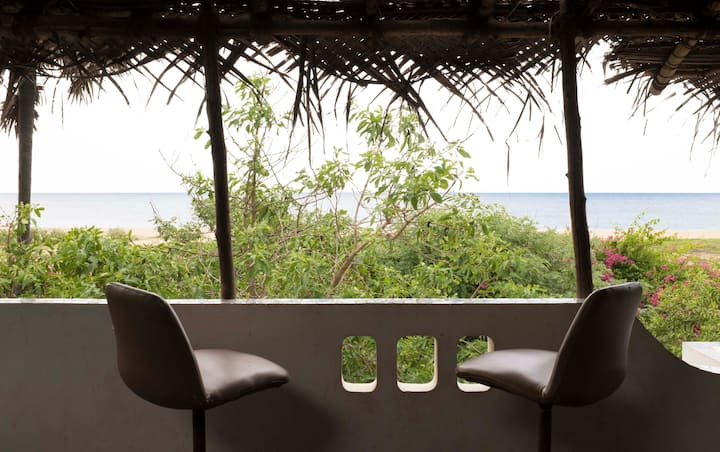 Amazing Sea view AC Cottage for 5 @ TantoFarBeach