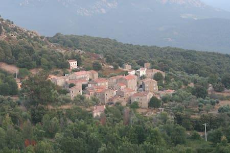 Maison de village familliale - Coggia maio - 其它