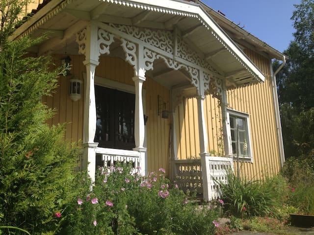 """Kylås Vildmark """"Gamla Kylås"""" - Skillingaryd"""