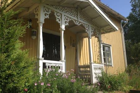 """Kylås Vildmark """"Gamla Kylås"""" - Skillingaryd - Sommerhus/hytte"""