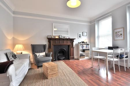 Bright one bed flat by Marylebone