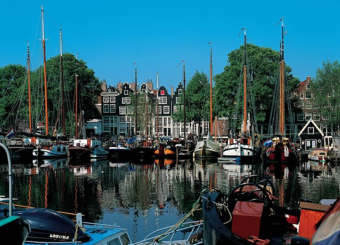 HISTORICAL DOWNTOWN AMSTERDAM - Amsterdam - Bed & Breakfast
