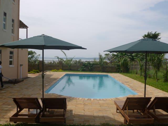 lakeside apartments and guest house - Kampala - Leilighet