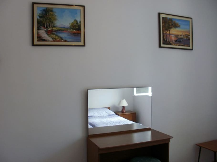 Also a part of bedroom