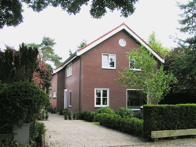 Family villa centre Netherlands - Driebergen-Rijsenburg - วิลล่า