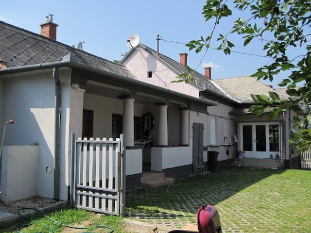 Gezellig appartement/gastenverblijf - Zalakaros