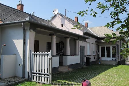Gezellig appartement/gastenverblijf - Zalakaros - Wohnung