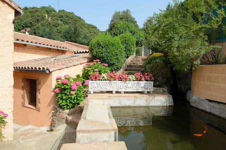 T.Rural Mas Romeu.EL MIRADOR.Registro PG519 - Maison