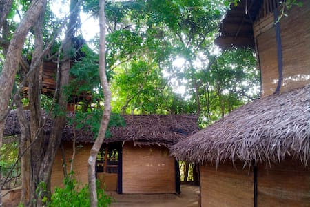 Tree hut habarana Loola Eco MANEL - Habarana