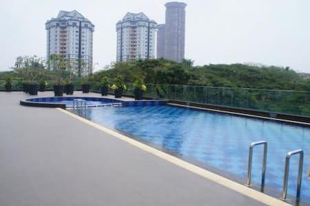 Dailyrent Uresidence Aprtm Karawaci - Tangerang - Lägenhet