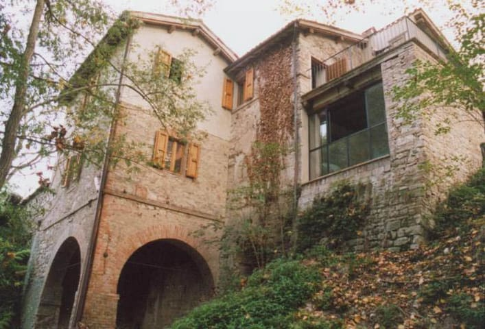 Il Molino (The Mill) - Camerino - Haus