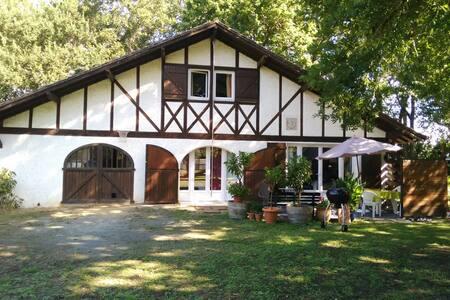 Maison landaise sur propriété d 2ha - Benesse-maremne Benesse-maremne