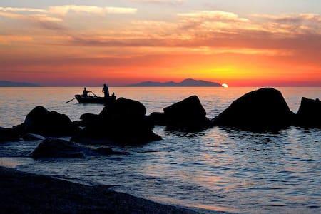 Appartamento fronte mare a San Saba - Messina