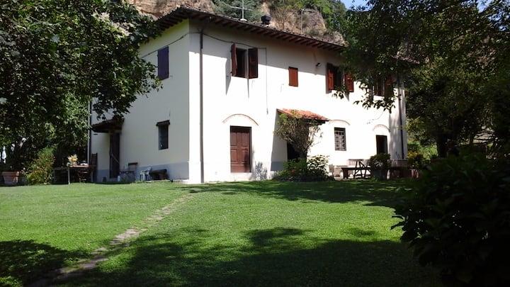 Il piccolo paradiso vicino a Firenze