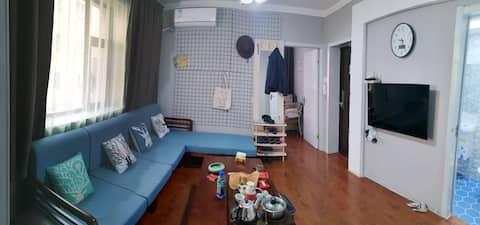 【之余】临近城墙简约家庭式公寓