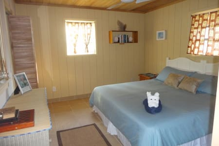 Private Cottage -Close to the Beach - Morris Settlement - Kabin