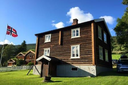 Landlig og sjarmerende hus , oppgradert med i 2020
