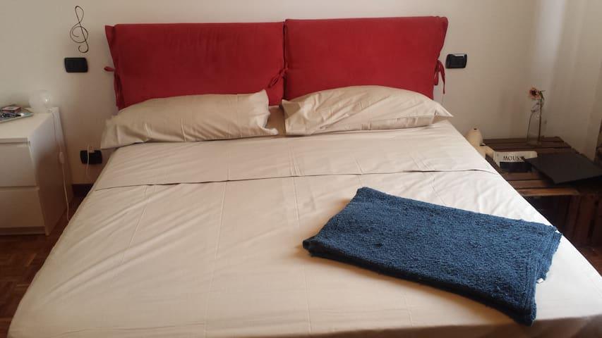 Nice room in Paderno d'Adda (LC) - Paderno D'adda - Lejlighed
