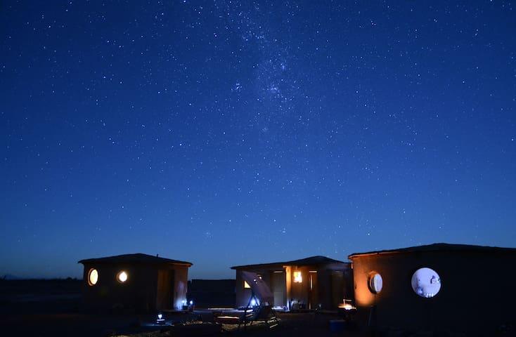 Habitación b/c en Tranquilo Refugio - San Pedro de Atacama