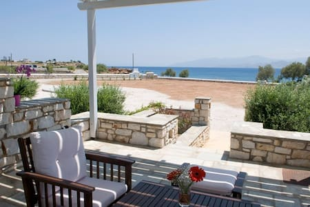 Sea front Villa 1,next to Naoussa - Naousa - Villa