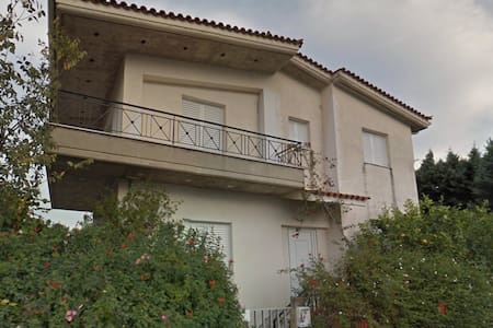 Sea view terraced apartment - Achaea - Daire