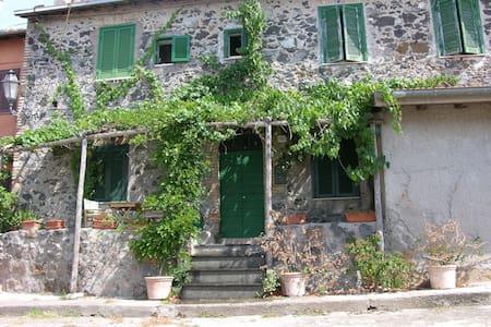 The Rock,Trevignano, Bracciano