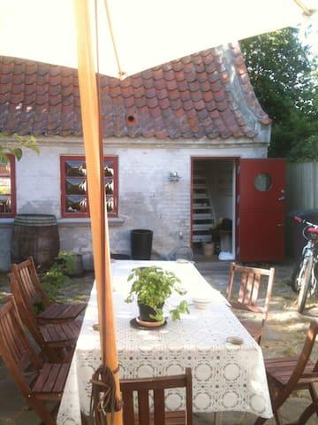 Arkitektens hus ved havnen, Marstal - Marstal - House