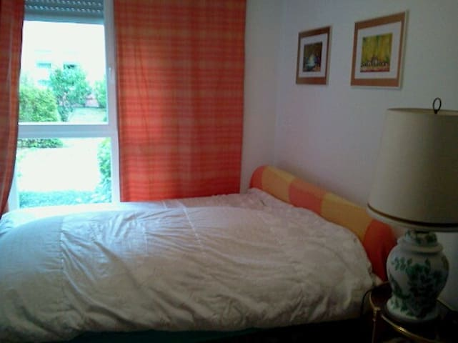 1 Privatzimmer/1 Double room - Gauting - Wohnung