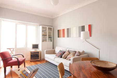 Lapa 2Bdr with City and River Views