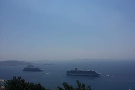 fantastic view - Faros Armenistis - 別荘